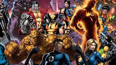 Marvel Studios podría empezar a desarrollar películas sobre superhéroes de Fox en seis meses