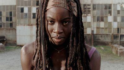La jefa de 'The Walking Dead' habla sobre la posible salida de Michonne