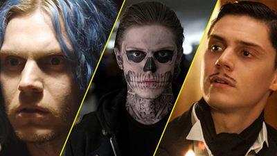 Los personajes en 'American Horror Story' del polifacético Evan Peters, ordenados de peor a mejor