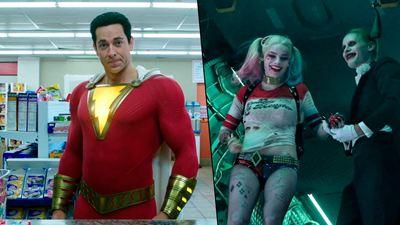 '¡Shazam!': ¿Te fijaste en este 'easter-egg' de El Joker y Harley Quinn?
