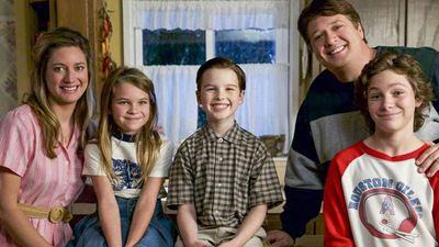 'El joven Sheldon' contará con la aparición de los protagonistas de 'The Big Bang Theory' en el final de la segunda temporada