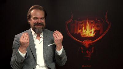 'Hellboy': Sometemos a David Harbour a un juego demoníaco