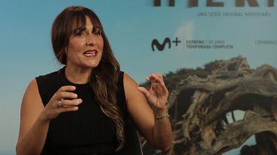 Entrevistamos al equipo de 'Hierro', el adictivo 'thriller' de Movistar+