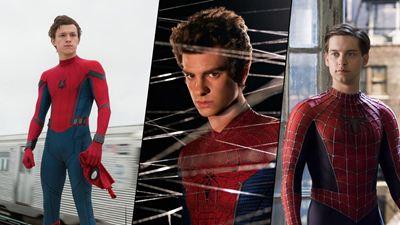 Tom Holland quiere una película de 'Spider-Man' junto a Andrew Garfield y Tobey Maguire