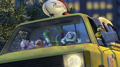 ¿Dónde está la furgoneta de Pizza Planet en 'Toy Story 4'?