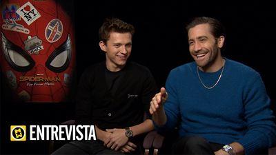 """Jake Gyllenhaal ('Spider-Man: Lejos de casa'): """"Me gustaría ver una versión de 'Spider-Man' hecha por Pedro Almodóvar"""""""