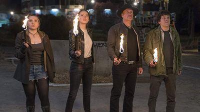Emma Stone quiere que 'Zombieland' se convierta en una tradición cada 10 años