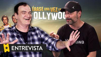 """Quentin Tarantino ('Érase una vez en... Hollywood'): """"Creo que ahora me tomo más en serio a mí mismo"""""""