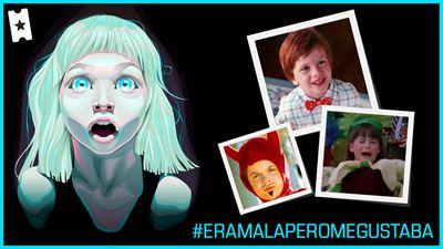 #EraMalaPeroMeGustaba... 'Este chico es un demonio'. ¿Por qué mis padres me dejaban ver esto?