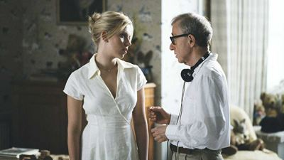 """Scarlett Johansson, sobre Woody Allen: """"Le creo y trabajaría con él cuando fuera"""""""