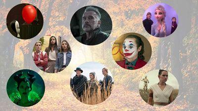 'Joker', 'Terminator', 'Frozen II', 'Star Wars: El ascenso de los Skywalker' y otras 25 películas imprescindibles para este otoño