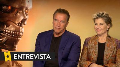 """Linda Hamilton: """"En 'Terminator: Destino Oscuro' quería explorar cómo era interpretar a Sarah Connor como una mujer de 63 años"""""""