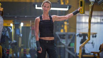 RUMOR: Emily Blunt se ha reunido con Marvel Studios para un papel en una futura película