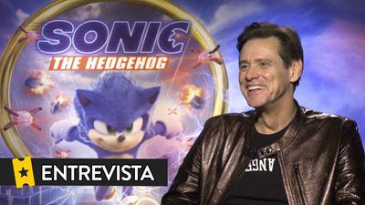 """Jim Carrey ('Sonic. La película): """"Robotnik puede tocar a una generación más joven como lo hizo El Grinch"""""""