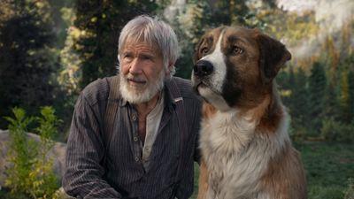 'La llamada de lo salvaje': El secreto detrás de Buck, el perro de Harrison Ford en la película