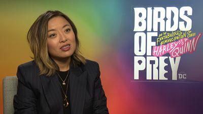 Preguntamos a la directora de 'Aves de presa' sobre la secuencia de apertura en animación