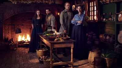 Los guiones, el vestuario, los decorados... Te contamos cómo se hace 'Outlander' desde dentro