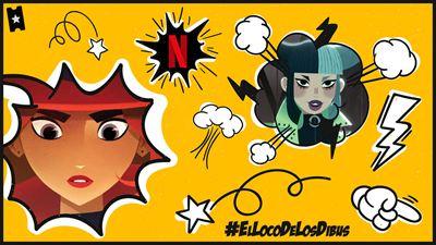 #ElLocoDeLosDibus · De pequeño me encantaba 'En busca de Carmen Sandiego' y me he vuelto a enamorar de ella en su serie de Netflix