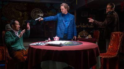 Estos dos actores de 'The Gentlemen: Los señores de la mafia' no coincidieron en el rodaje