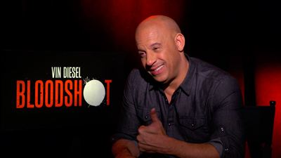 """Vin Diesel ('Bloodshot'): """"El guion era como un puzle mental"""""""