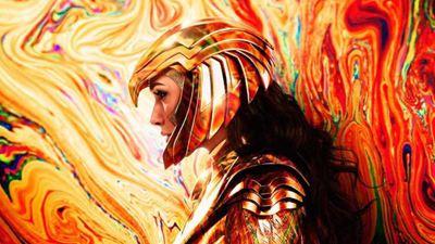 'Wonder Woman 1984': Nuevo vistazo a la armadura de Diana con el psicodélico póster en movimiento