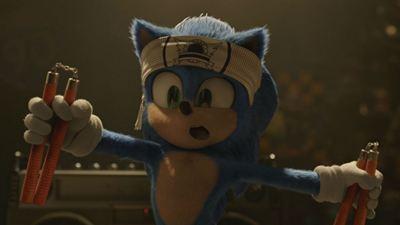 'Sonic. La película': Ya puedes ver la escena eliminada con la versión bebé del erizo