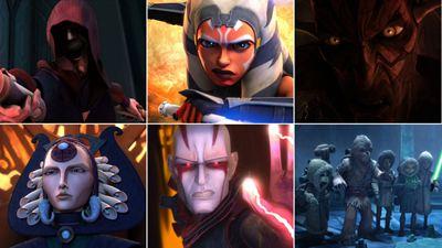 Los 11 mejores episodios de 'Star Wars: The Clone Wars' (Disney+)