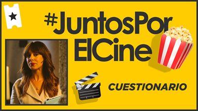 """Belén Cuesta: """"Me encantaría ver 'El Padrino' en una sala de cine"""" · #JuntosPorElCine"""