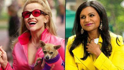 'Una rubia muy legal 3': Mindy Kaling escribirá el guion