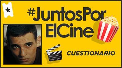 """Miguel Herrán: """"Me encantaría volver a ver en cines 'Captain Fantastic'. Es mi peli favorita"""" · #JuntosPorElCine"""