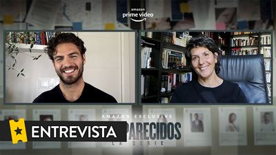 """Maxi Iglesias: """"Desaparecidos. La serie' es el trabajo del que estoy más orgulloso"""""""