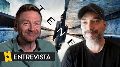 """Kenneth Branagh: """"En 'Tenet' Christopher Nolan rompe todas las reglas y hace un espectacular 'blockbuster"""""""