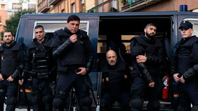 'Antidisturbios' (Movistar+): Así preparó Rodrigo Sorogoyen al reparto para interpretar a los policías protagonistas