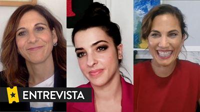 """Entrevista 'Señoras del (h)AMPA' - Temporada 2: """"Todas están en peligro y todas son el peligro"""""""