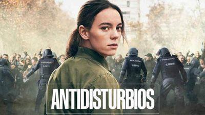 'Antidisturbios', ¿'La Casa de Papel' de autor de Movistar+? Las 4 claves la última serie fenómeno española