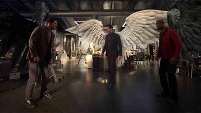 'Lucifer' (Netflix): una escena inédita del regreso de la temporada 5 protagoniza un vídeo especial sobre Chloe