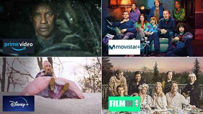 Estrenos de películas y series en Amazon Prime Video, Disney+, Movistar+ y Filmin del 30 de noviembre al 6 de diciembre