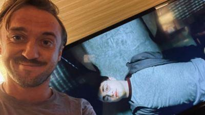 'Harry Potter': Tom Felton se lo pasa en grande recordando cuando Draco derrotó a Harry