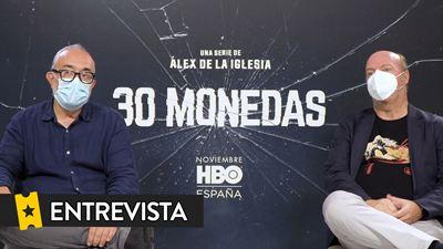 """[Entrevista] Alex de la Iglesia estrena '30 Monedas' (HBO España): """"Ahora estamos más golpeados por el demonio"""""""