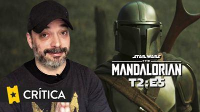 """Crítica 'The Mandalorian' 2x05: """"El universo Star Wars ha entrado como nunca en el mundo mandaloriano"""""""