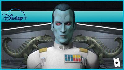 'The Mandalorian' (Disney+): ¿Quién es el Gran Almirante Thrawn?