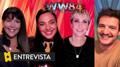 'Wonder Woman 1984': Gal Gadot, Pedro Pascal y compañía nos hablan de sus películas favoritas de los 80