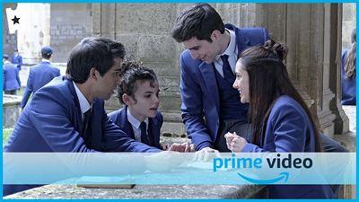 Bienvenidos a 'El Internado: Las Cumbres': fecha de estreno y nuevas imágenes del 'reboot' de Amazon Prime Video