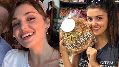 Hande Erçel ('Love is in the air') gana el juicio contra el hombre que comparó su cara con un pan