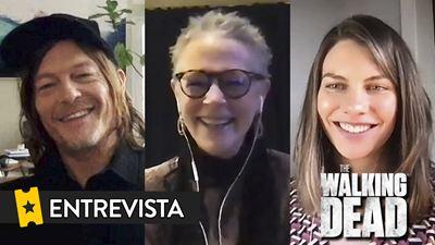 "[Entrevista] 'The Walking Dead': Seis historias atípicas, pero ""cruciales para la temporada 11"""