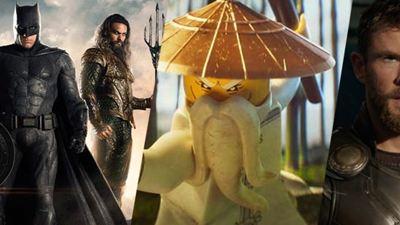 Comic Con 2017: Los mejores trailers de películas