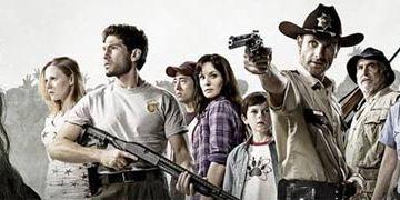 'The Walking Dead': AMC no estrenará hasta febrero los seis últimos episodios de la segunda temporada