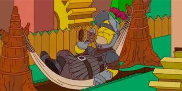 Springfield se convierte en Poniente en la nueva cabecera de 'Los Simpson'