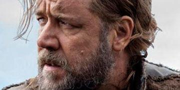 'Noah': Primera imagen de Russell Crowe