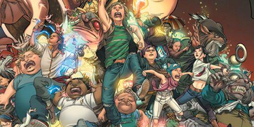 """¿Apostará Marvel por el cómic 'Runaways' para su """"Tercera Fase""""?"""